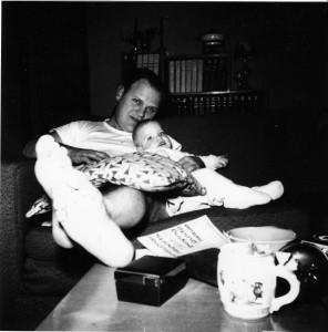 GBLC dad+baby zan